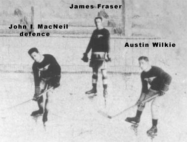 Photo of the Glace Bay Miners Hockey Team - Detail Image 3